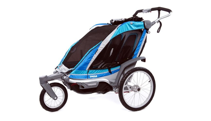 Thule Chariot Chinook 2 + Stroll/Jog Kit Blue (10101609)